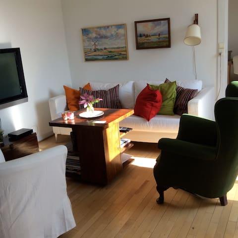 Bolig i naturskønne omgivelser - Nærum - Appartement