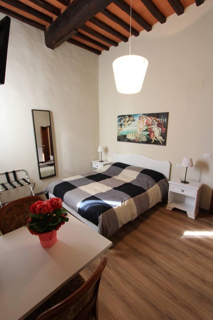 """Le camere di """"Casa Volpini"""""""