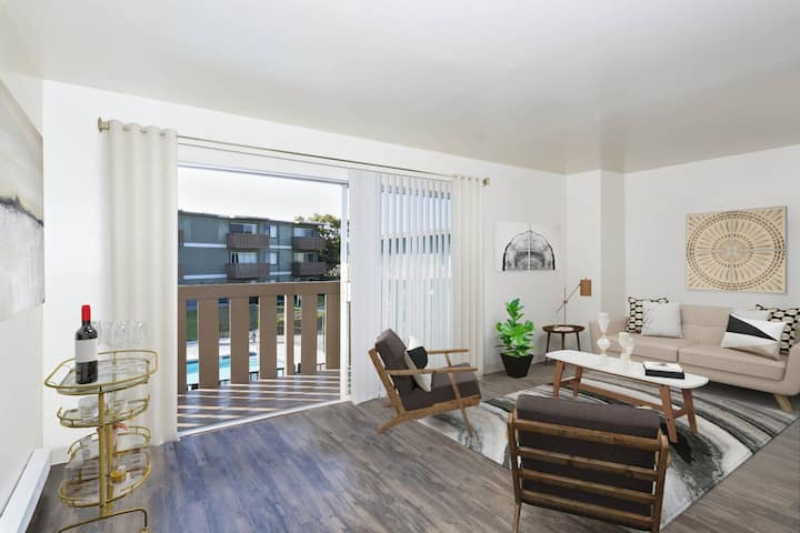 Fully equipped apartment home | 1BR in Salinas