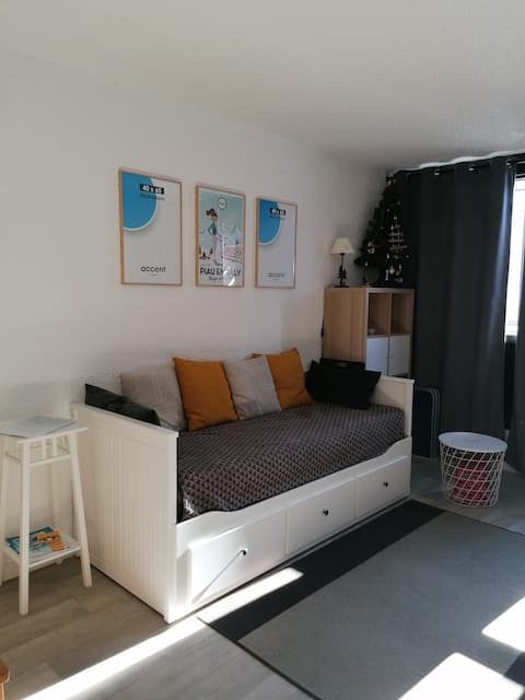 Appartement Piau Engaly  5 places