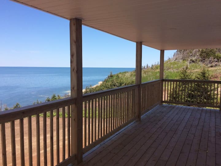 Oceanfront Home with a View in Georgeville, NS