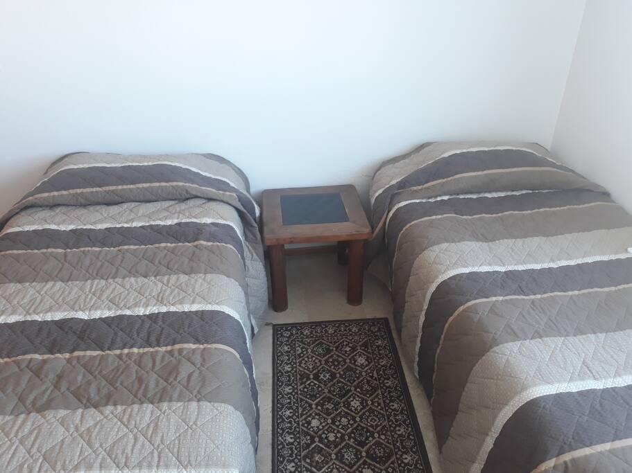 Habitación doble, double room, DoppelZimmer.
