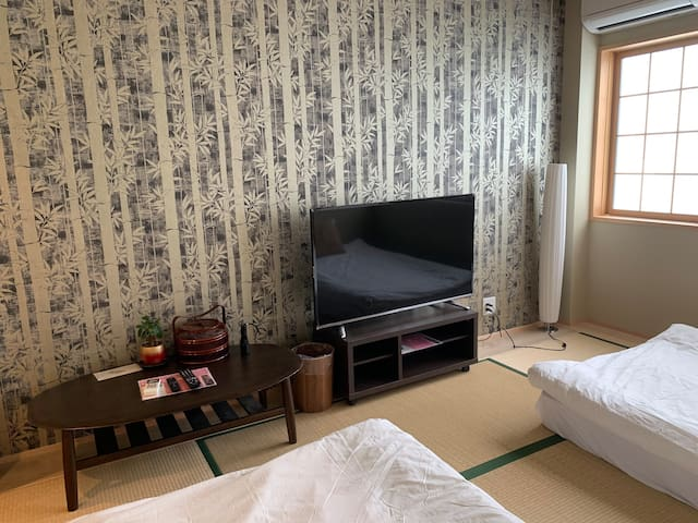 二楼卧室 Second floor bedroom