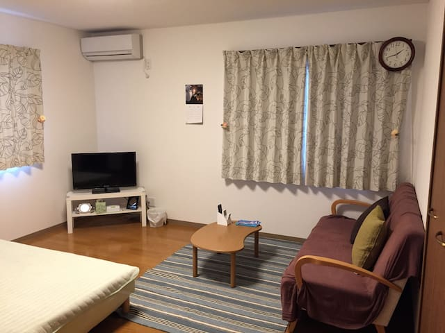 15㎡ spacious room with Triple Bed - Hanyu - Casa