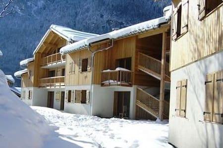 Appartement 6P 3Vallées SPA Sauna - Orelle - Apartamento