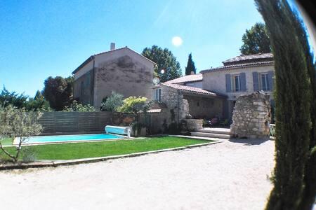 Bastide de village : leboncoin entre Aix & Luberon - Le Puy-Sainte-Réparade - Ev