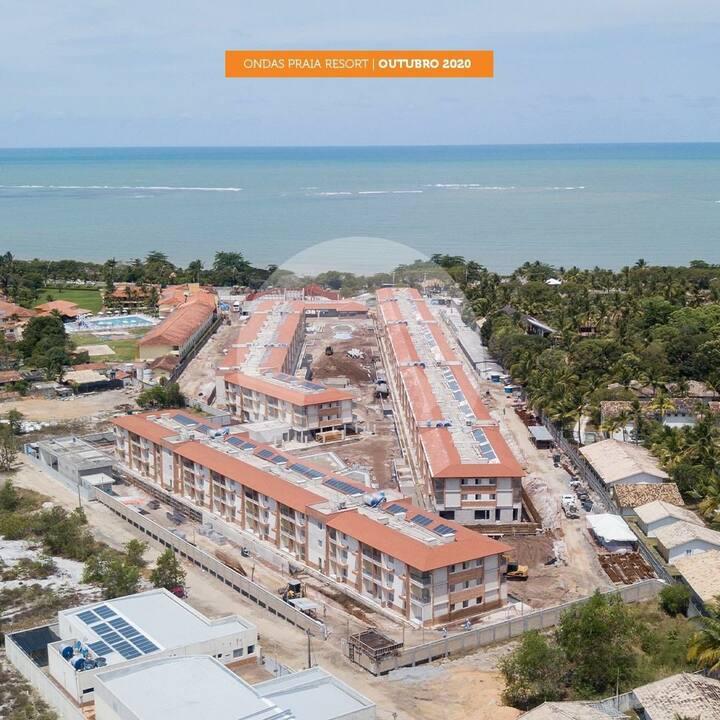 Ondas Praia Resort Porto seguro sem. de 9 a 16 mai