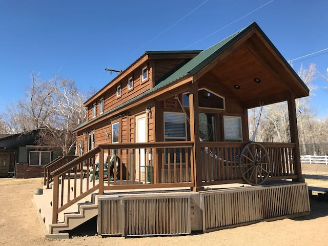The Baby Boomers Tiny House Dream Lodge