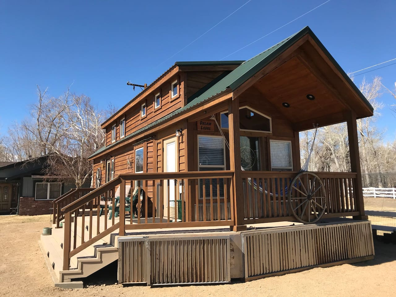 Tiny House Dream Lodge