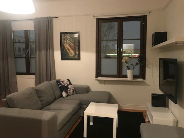 Cozy apartment near everything