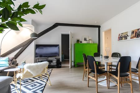 *Central, lovely & spacious apt in Majorstua! - Oslo