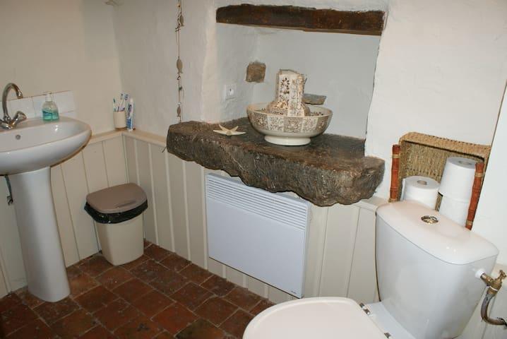 Le Cottage - Bligny-sur-Ouche - Huis