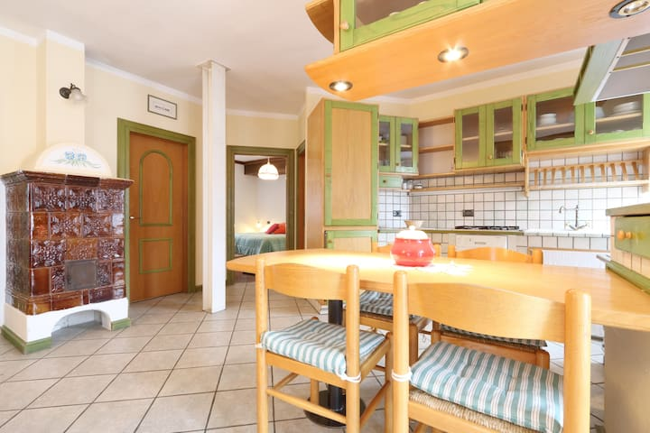 b&b house Tavernaro - Transacqua - Bed & Breakfast