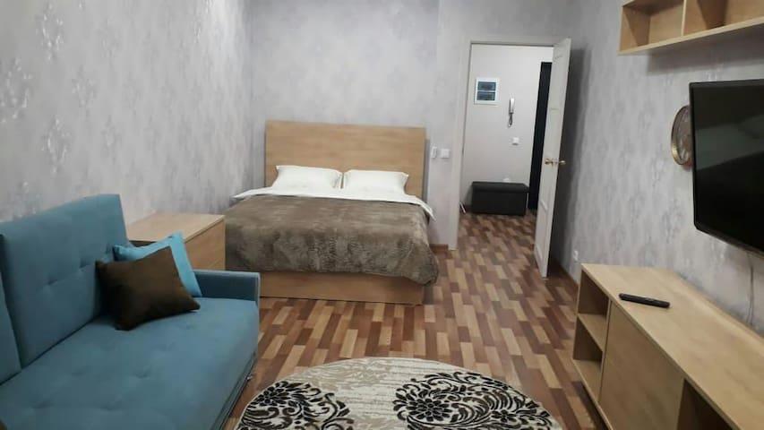 Уютная квартира находится в Советском р-не