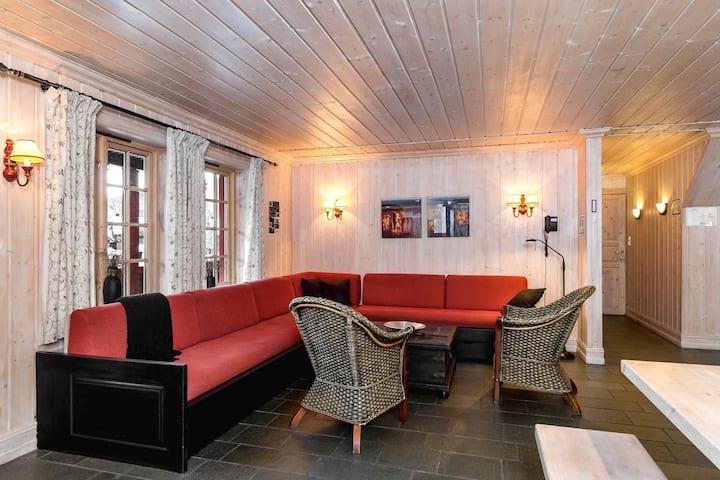 Tinden apartments 309 - midt i smørøyet!