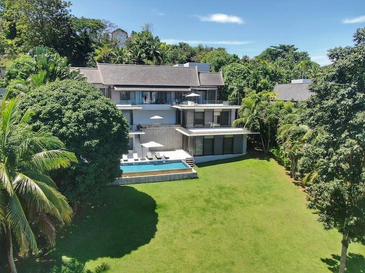 Cape Yamu Villa 4bdr❅ Near Como Yamu Hotel ❅beach