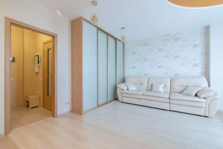 Уютная квартира-студия в тихом центре Екатеринбург