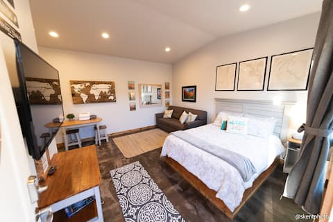 Canyons Casita with kitchenette, 23 min to Zion