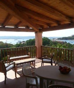 Casa sul mare, terrazza panoramica! - Baja Sardinia - 公寓