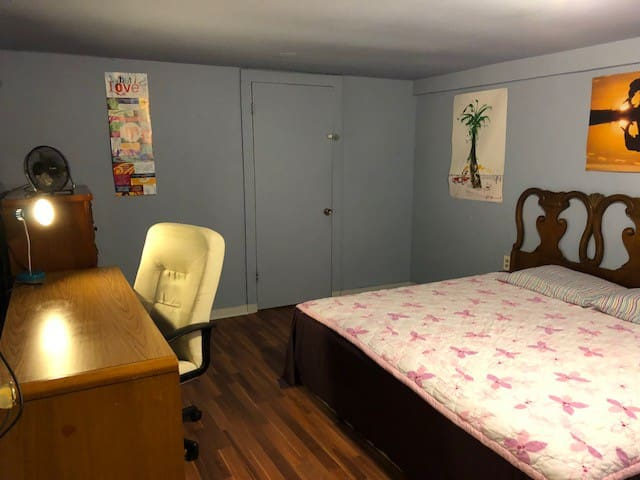 A. 2 furnished room/own entrance,byTulane Univ.
