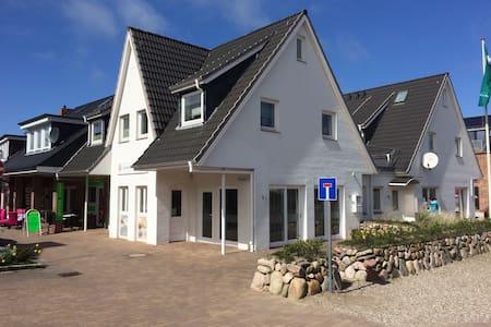 Gemütliche moderne Wohnung nahe am Meer (100 m ) - Hörnum (Sylt) - Apartmen