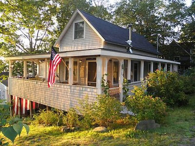 classic coastal Maine cottage - Northport - Cabin