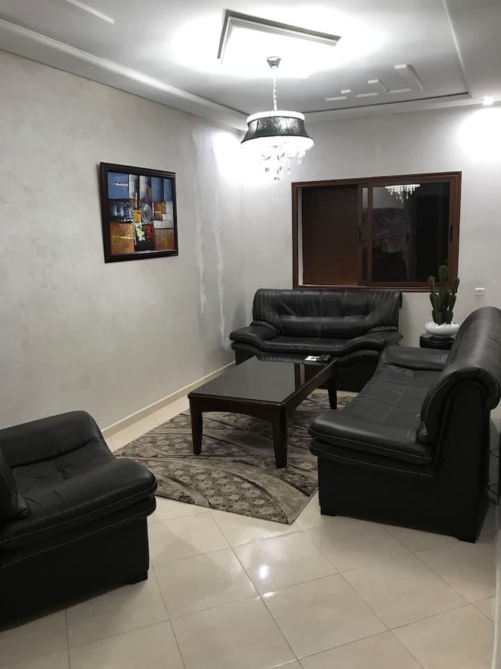 Belle appartement de 70 m2 proche de la plage