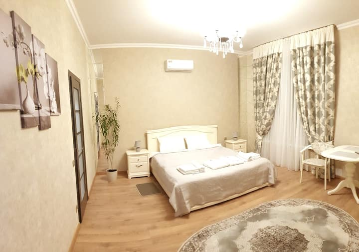 Apartment on Sumskaya  люкс с 1 спальней