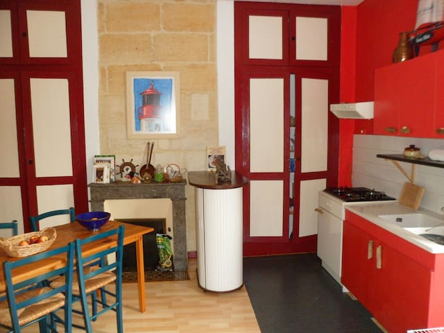 Appartement calme au centre ville - Blaye - Apartment