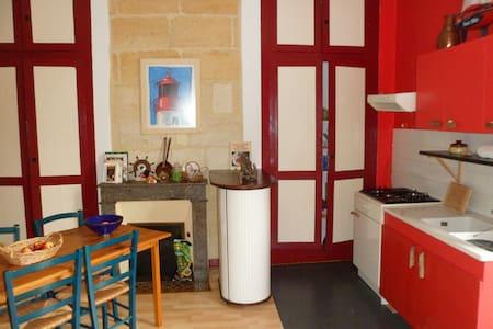 Appartement calme au centre ville - Blaye - Apartemen