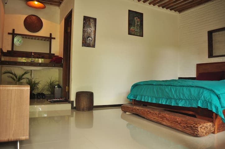 Tetebatu local experience MU Homestay
