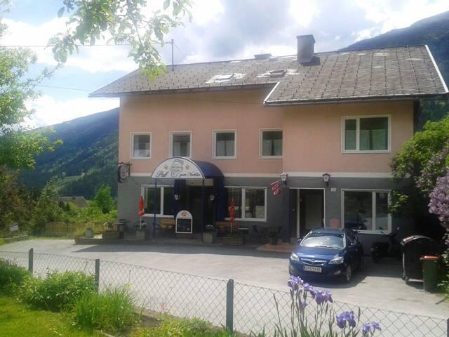 Dreibettzimmer Haus Kolbnitz