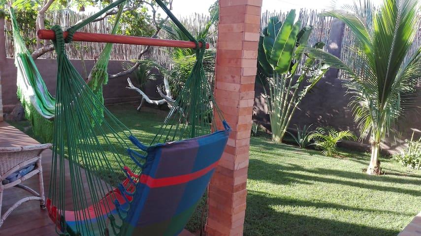 Zen Garden Gostoso - Chale 2 - São Miguel do Gostoso - Lomamökki