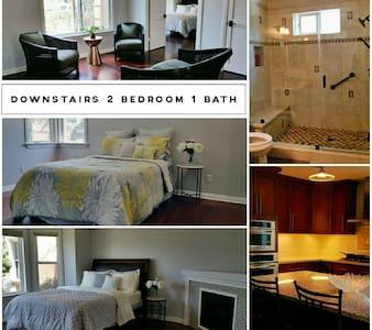 2 bedroom 1 bath Apartment w/kitchen close to DTLA - Montebello - Lakás