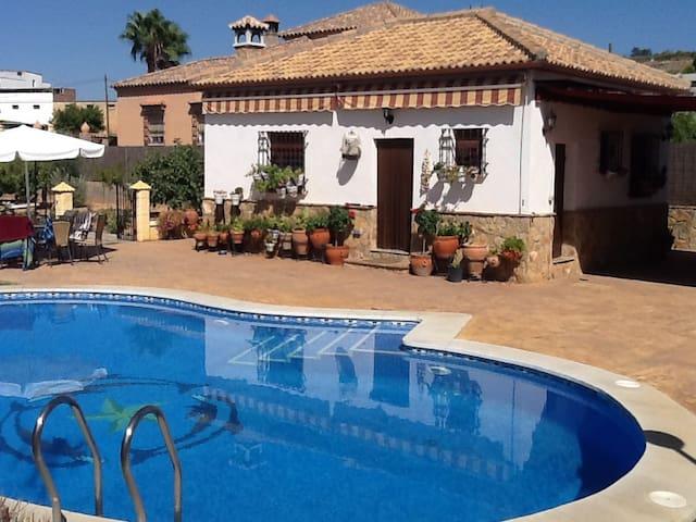 Preciosa Casa Rural Andaluza - Posadas