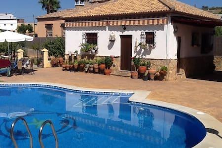 Preciosa Casa Rural Andaluza - Posadas - 独立屋