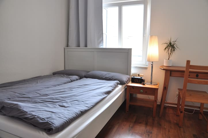 Modern apartment at the Hasselbachplatz +Breakfast - Magdeburg - Apartemen