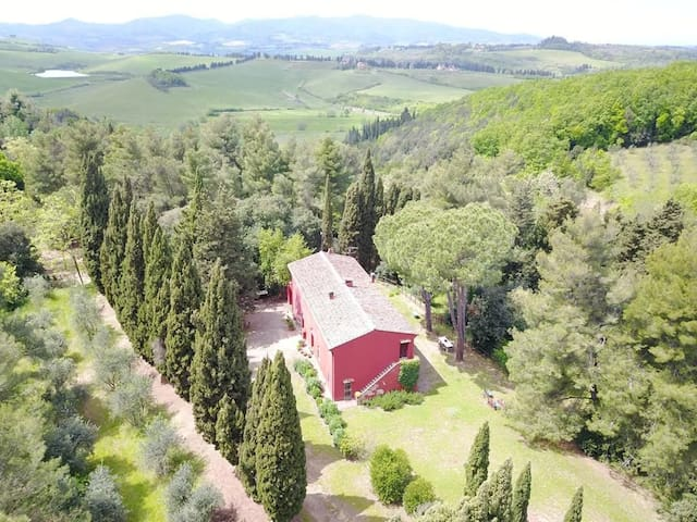 Casa Divina B&B - Pace double room -Tuscany