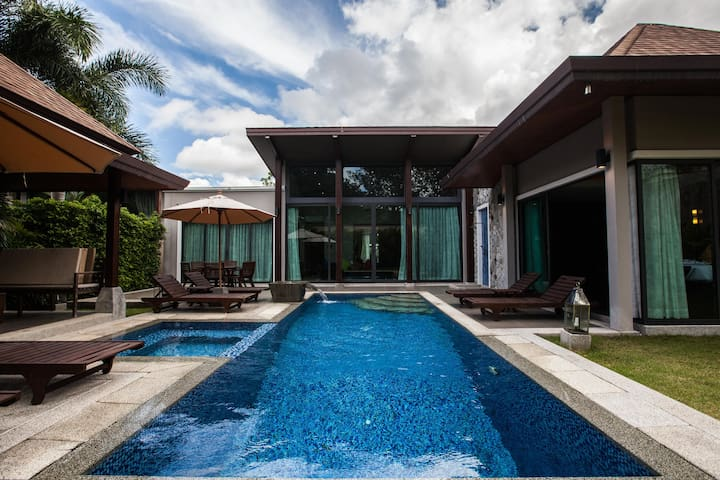 LUXURY VILLA BANG TAO 3 bedroom with pool