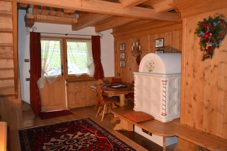 Close to ski tracks and trekking paths - 3 beds