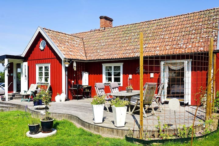 4 person holiday home in ARKELSTORP
