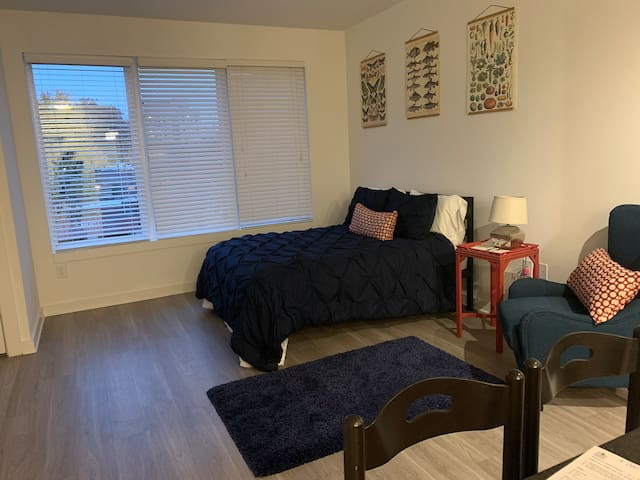 Spacious Studio in the Heart of Downtown Raleigh