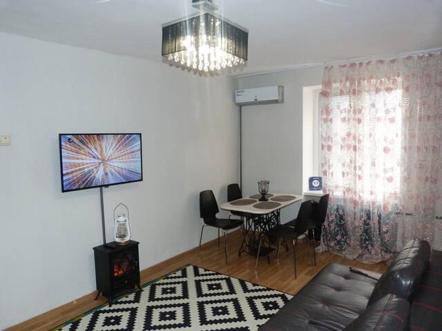 Апартаменты Гостинец: чисто, уютно, все есть - Veliky Novgorod - Lägenhet