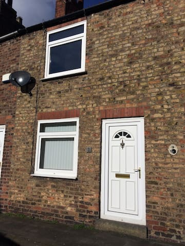 Quaint Cottage - Single room - Hull