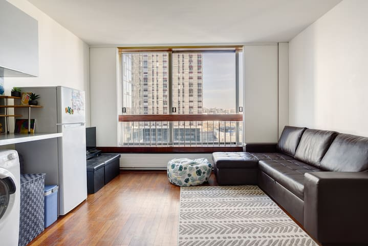 Appartement 46m2 Tour Eiffel avec Piscine/Jacuzzi