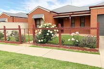 Spacious 3 bedroom townhouse, central location just a 10 minute walk to town.