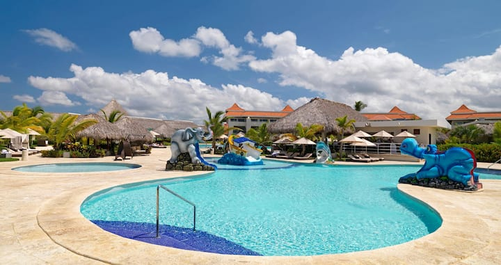 Enormous Suite One Bedroom At Bavaro