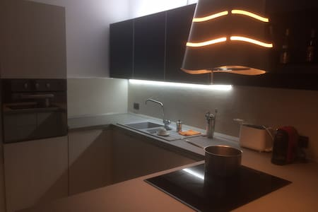 Cozy brand new apartment between Langhe and Alps