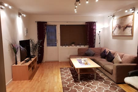 Central, nice apartment