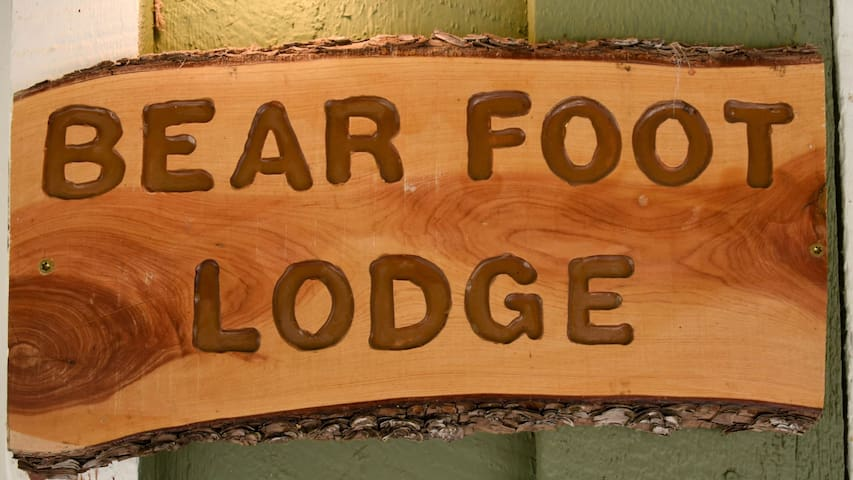 Bear Foot Lodge - Alto - Zomerhuis/Cottage